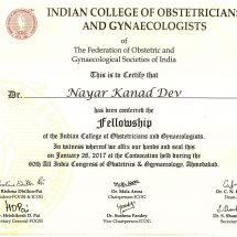 ICOG Fellowhsip centre certificate 001