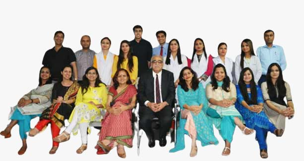 Akanksha IVF Centre Team Delhi